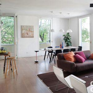 Una Casa Con Il Soggiorno Open Space Che Diventa Piu Grande E Un