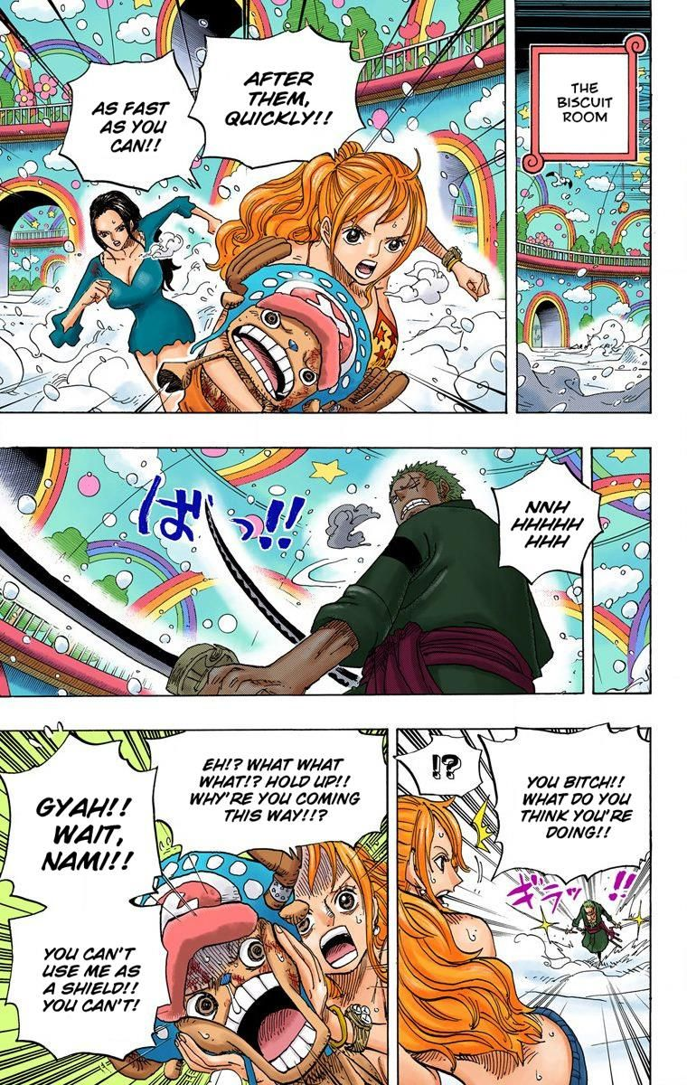 Pin By まや On One Piece 5 One Piece Anime Comic Book Cover Manga Pages