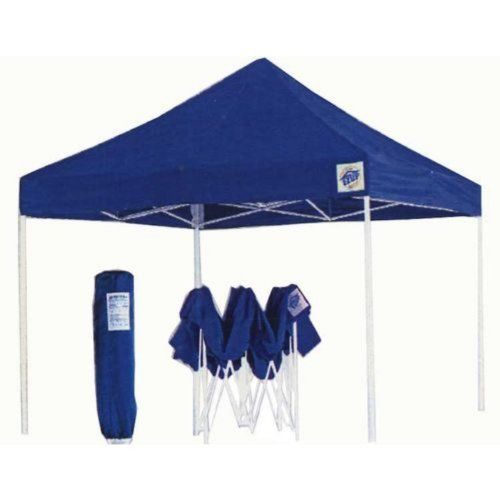 E Z Up 10 X 10 Eclipse Ii Steel Frame Canopy Color Blue By E Z Up 799 99 The Right Size For Mid Size Families Or Canopy Pop Up Canopy Tent 10x10 Canopy