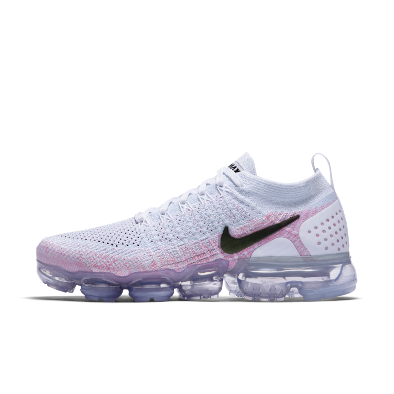 Nike Air VaporMax Flyknit 2 Damen Laufschuh – Weiß #lpu