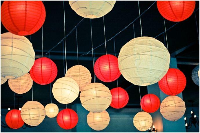Chinese Lanterns Wedding Chinese Lanterns For Weddings Paper