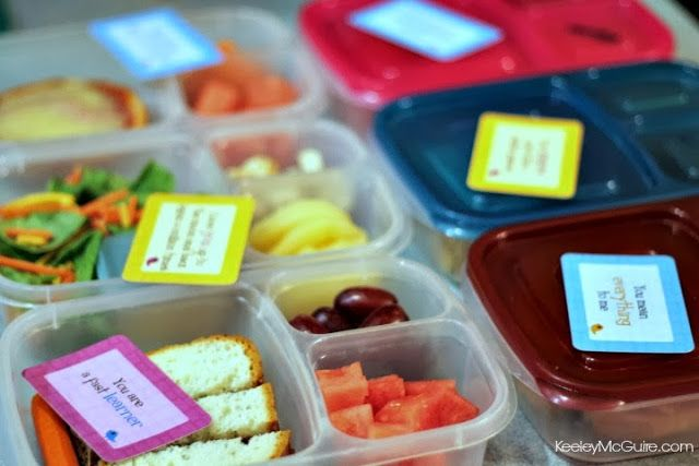 Lunch Made Easy: Tips for Packing Make Ahead School Lunches, via Keeley McGuire
