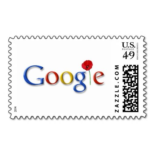remembrance day postage stamp make your own business card with