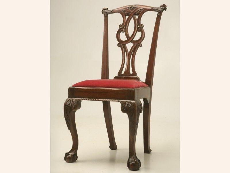 Pin de Andrs Silva en Estilos de sillas antiguas