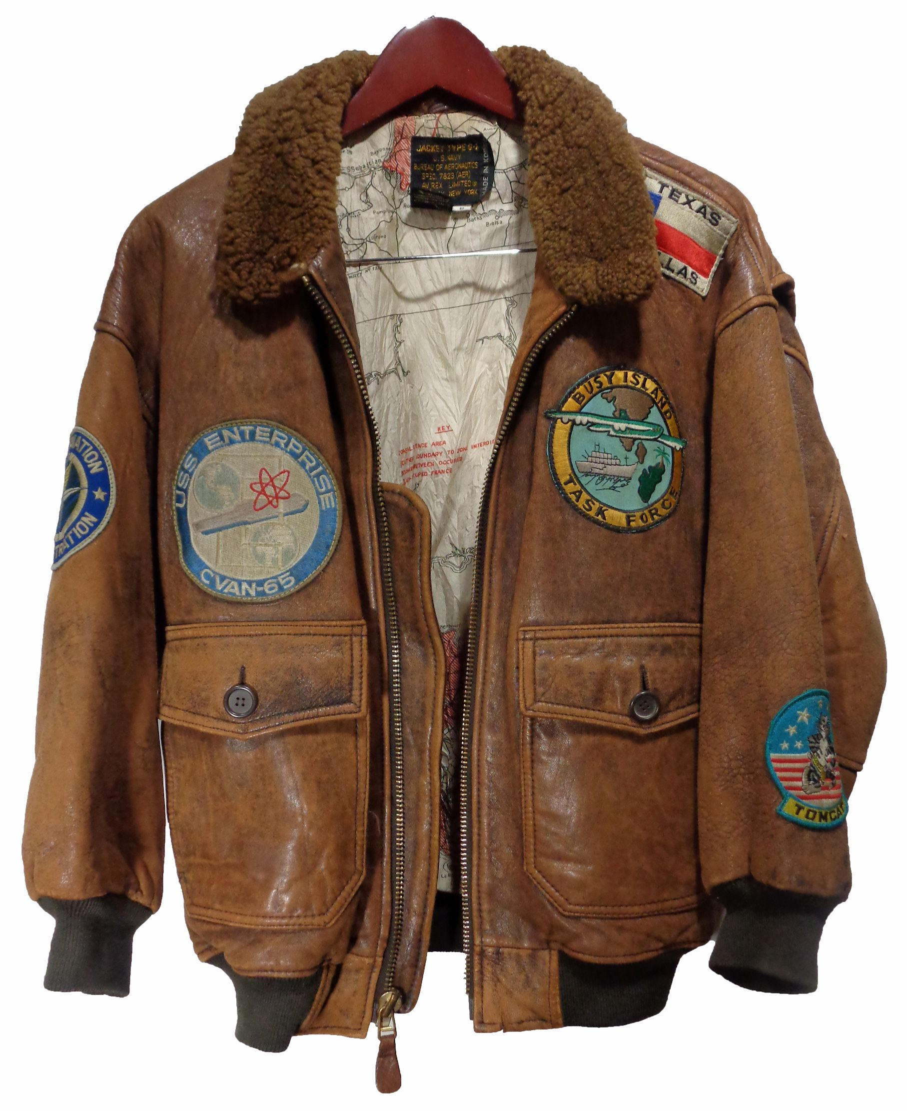 Pin on Nose Art and Flight Jackets