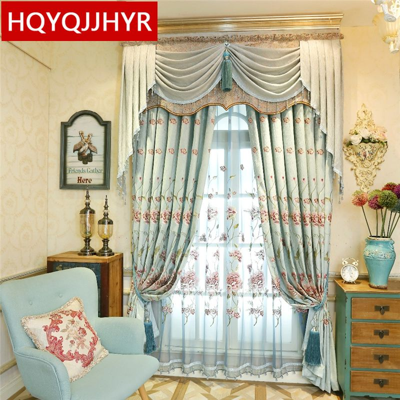 Cheap Curtains For, Buy Quality Embroidered Curtains Directly From China  Curtains For Living Room Suppliers