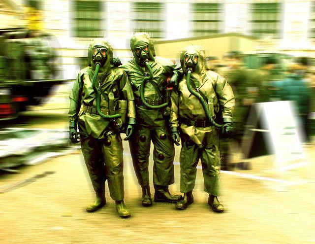 Biohazard by gottfried_chen, via Flickr #Mask