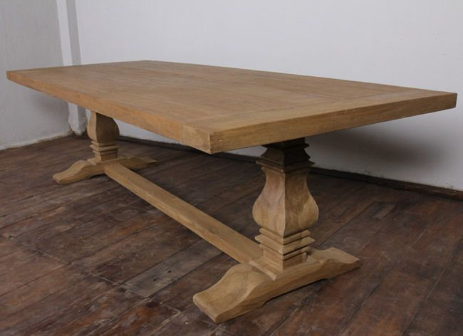 Distressed French Carved Solid Wood Dining Tables Country Furniture Direct Com