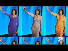 Michelle obama tranny