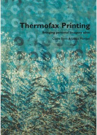 Printing book textile