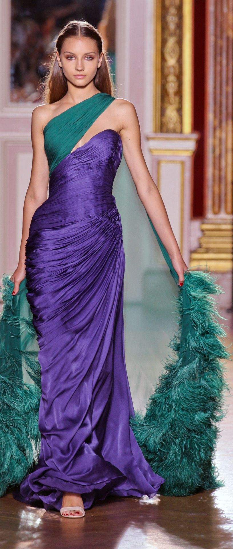 Zuhair Murad Couture Fall 2012 Collection | I am THE Princess ...