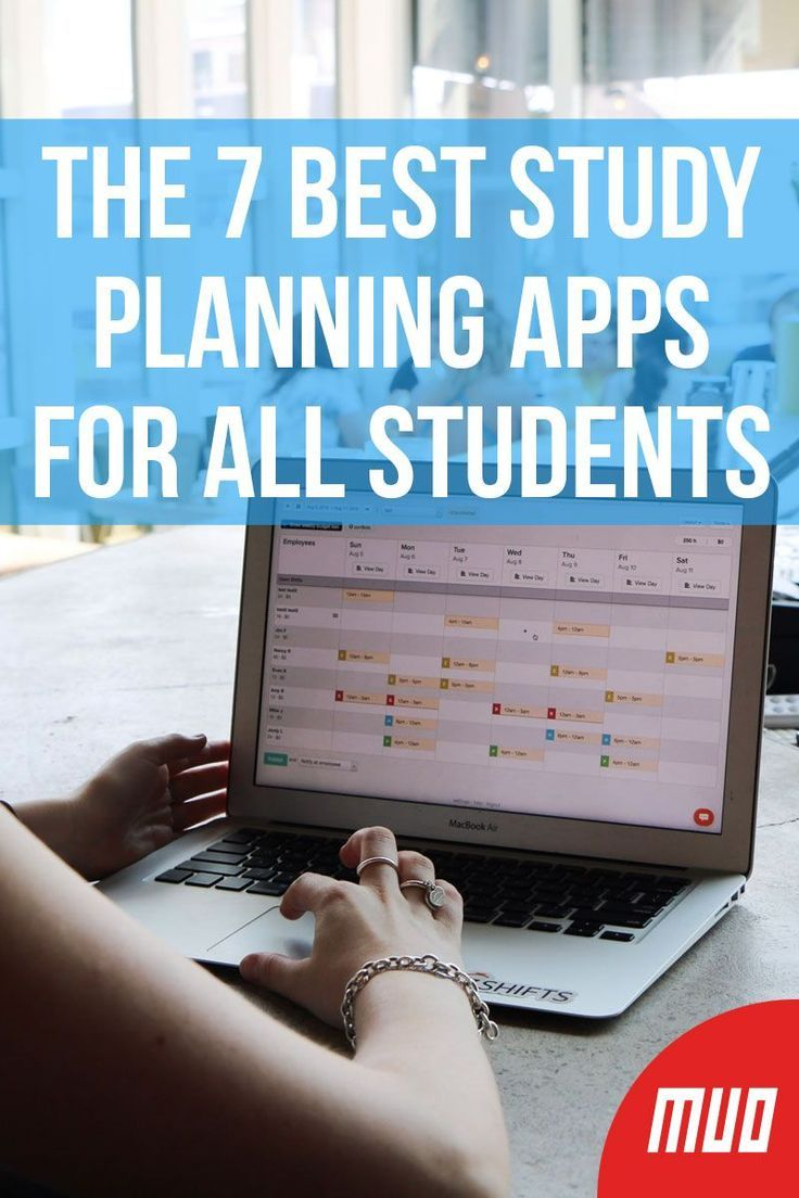 The 7 Best Study Planning Apps for All Students