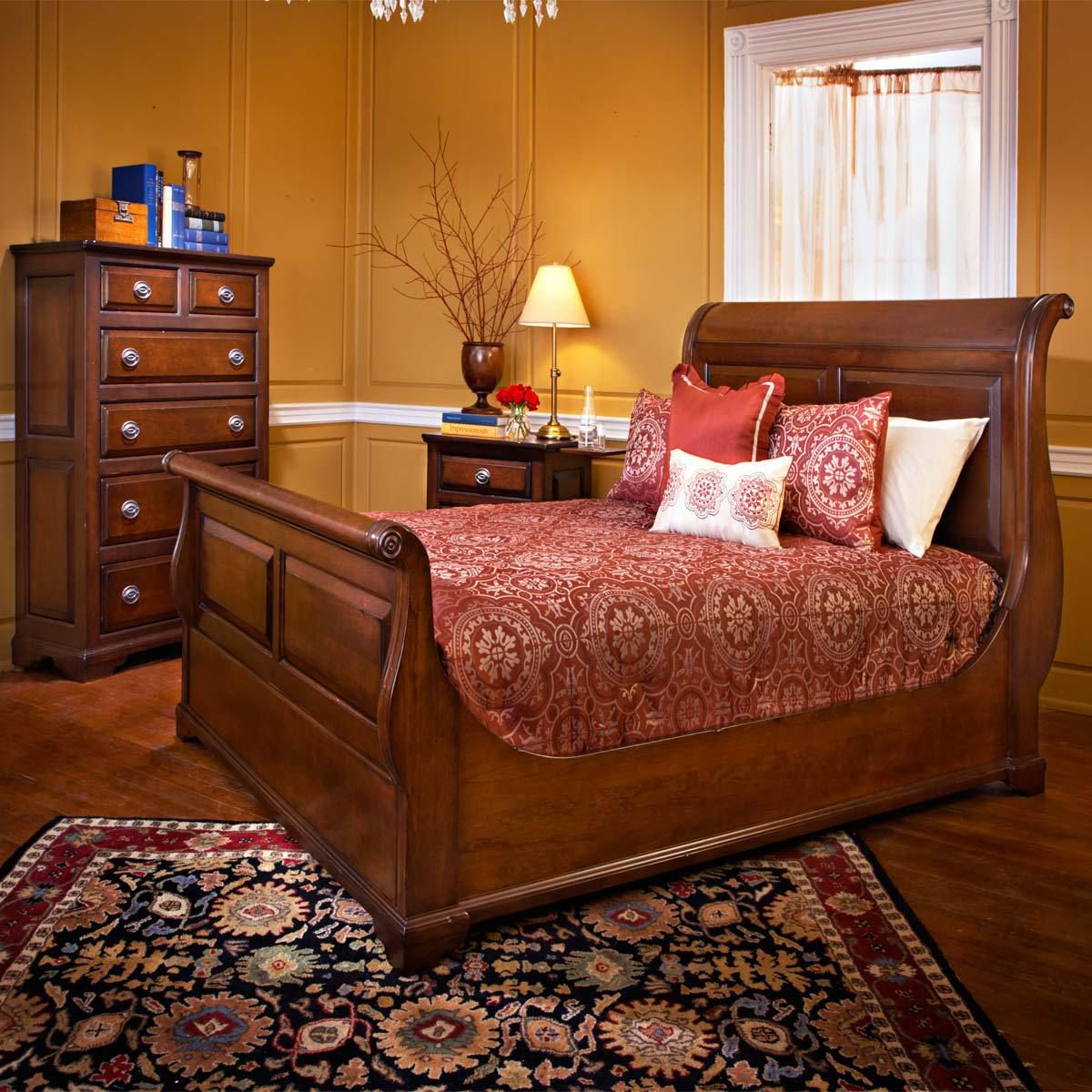 The Coventry Bedroom Set By Keystone Collections Is Crafted Using The  Skills Of Artisans In The Local Pennsylvania Community. When You Debate  About Quality, ...