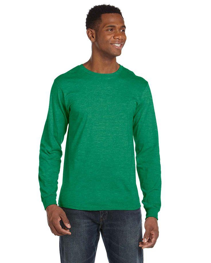 Anvil 949 45 oz longsleeve fashion fit tshirt