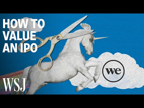 Anatomy of an IPO Valuation WSJ Initial public