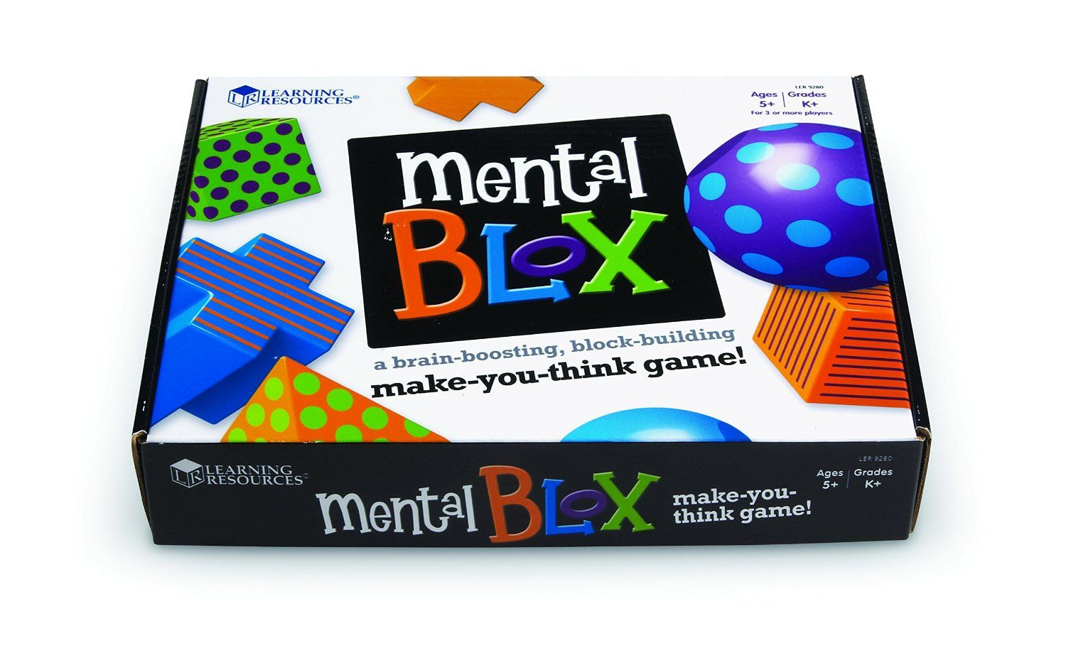Learning Resources Mental Blox Critical