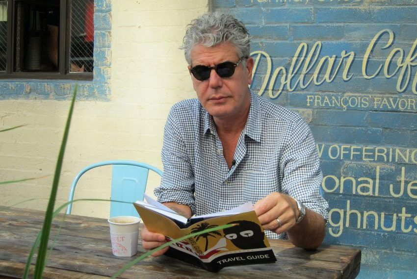 anthony bourdain article new york times