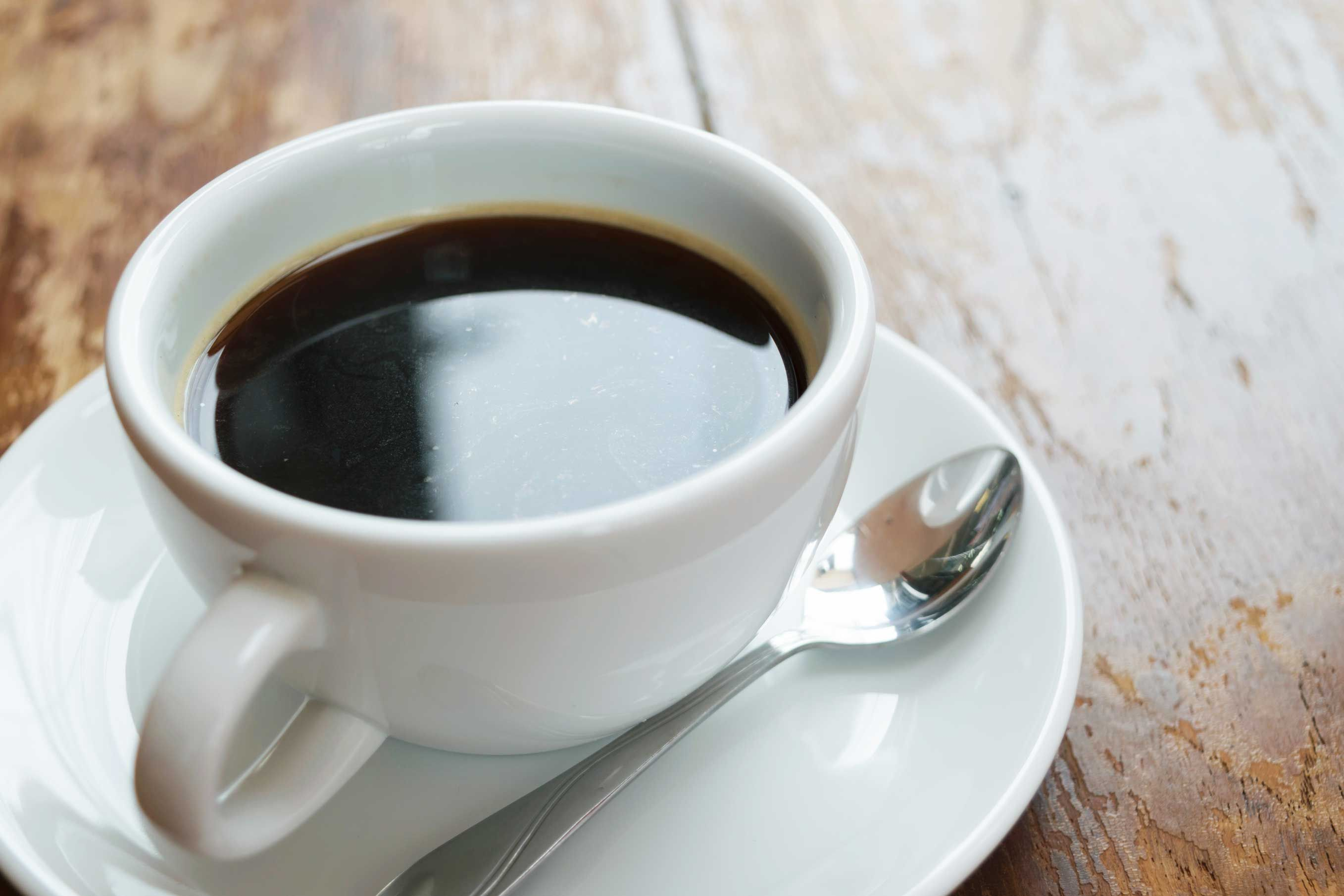 How to Drink and Enjoy Black Coffee Drinking black