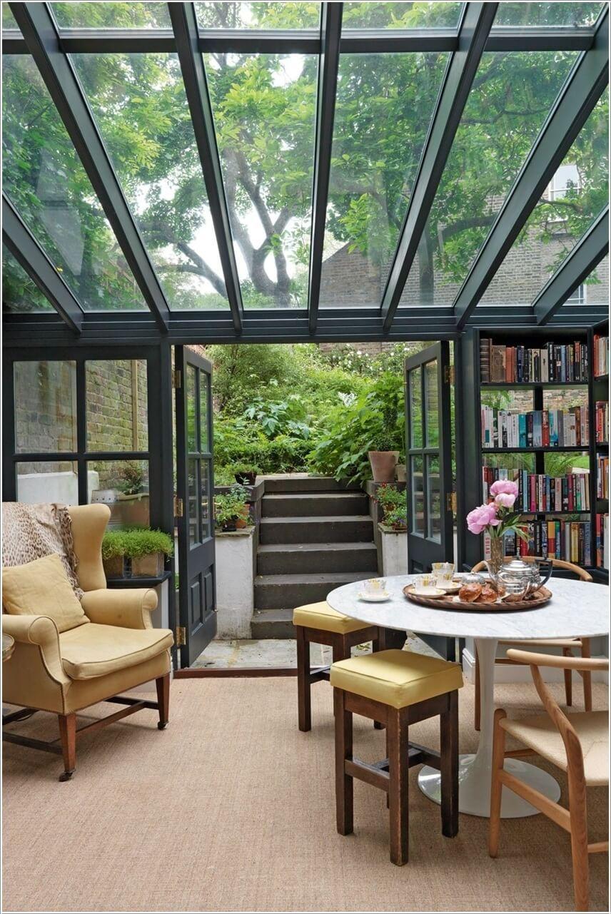 12 Heimbibliotheken, die Ihnen den Atem rauben werden #innenhofgestaltung