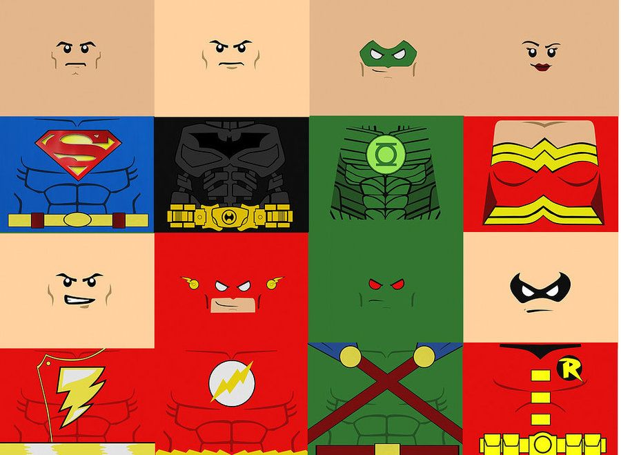 Lego Dc Super Heroes Decals Pack Lego Stickers Lego Dc Lego