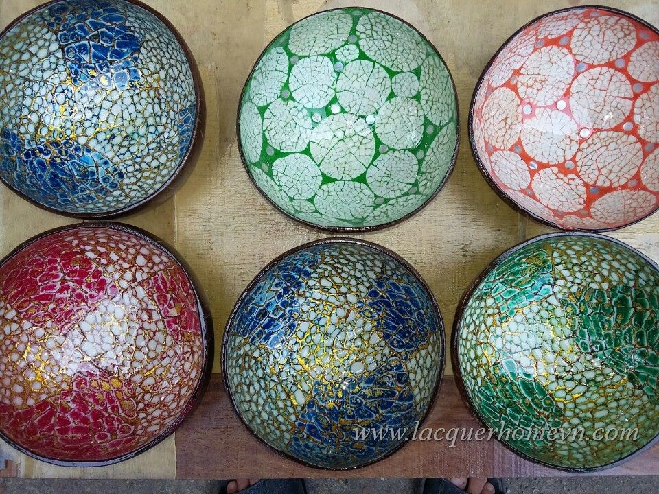 Vietnamese Lacquerware Factory Vietnam Bamboo Vietnam Handicrafts