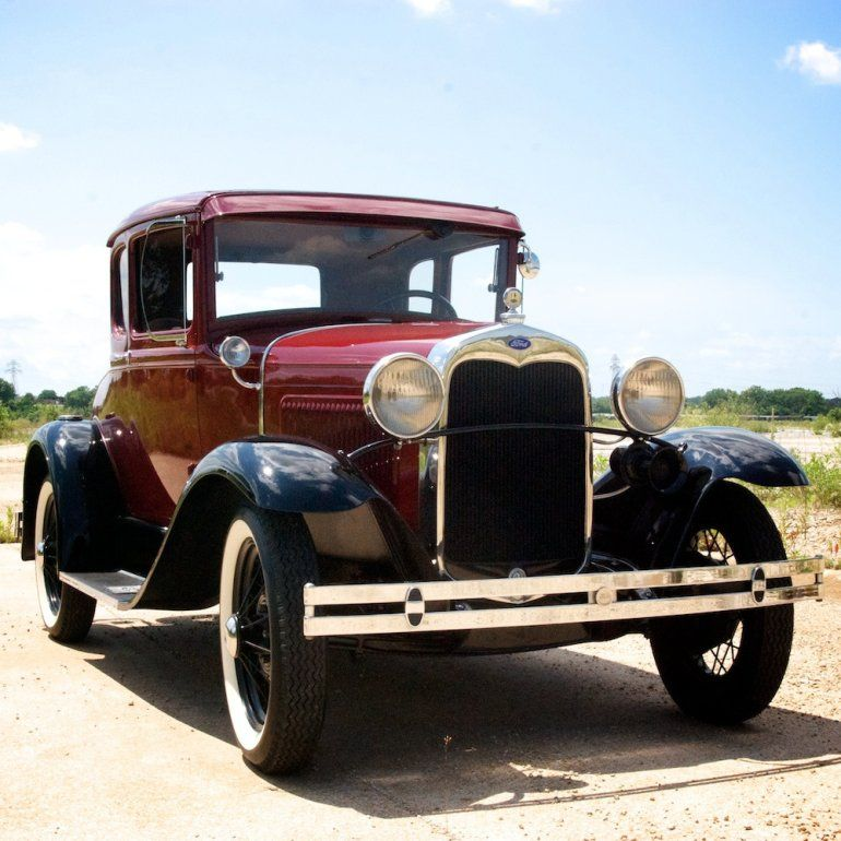 1930 Ford Model A Coupe For Sale #1755325