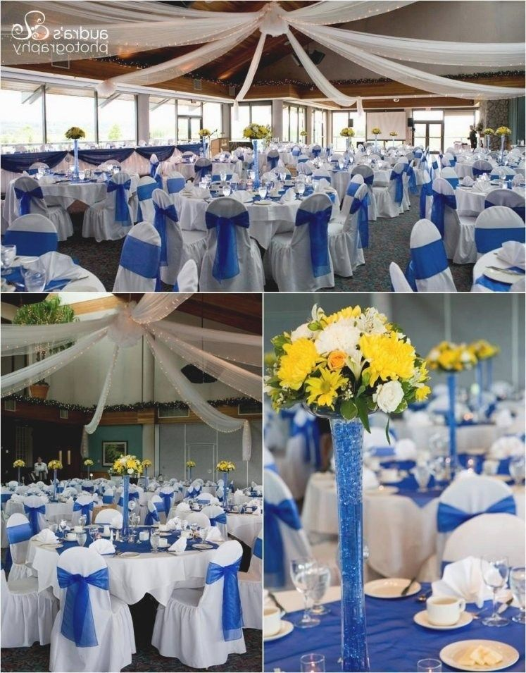 Royal Blue And Yellow Wedding Decor Decorating Of Party Within Royal Blue And Silver Wedding Decorations Blue Wedding Decorations Wedding Table Decorations Blue Silver Wedding Decorations