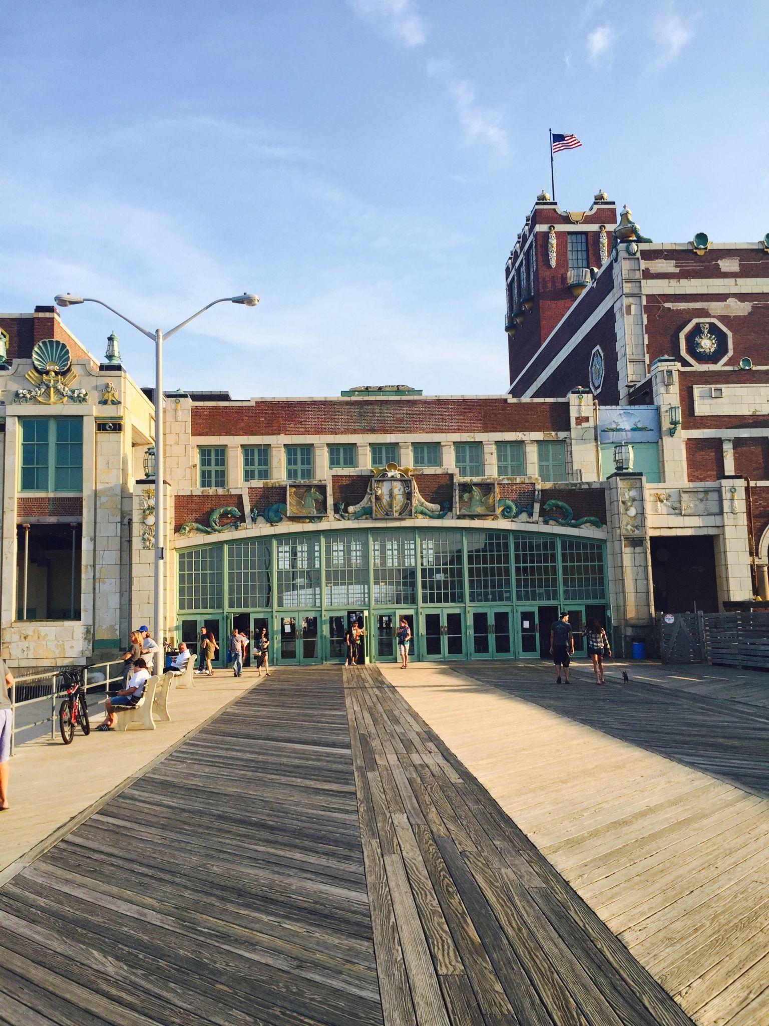 Asbury Park Boardwalk sebastian foster