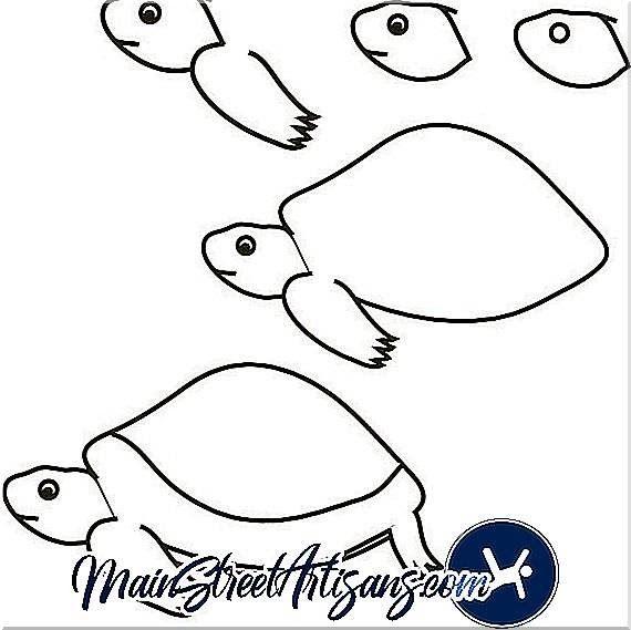 Paling Hits 30 Gambar Kartun Kura Kura Kecil Cara Menggambar Kura Kura Panduan Langkah Demi Langkah Download Kartun Berdiri Ba Gambar Kartun Gambar Kartun