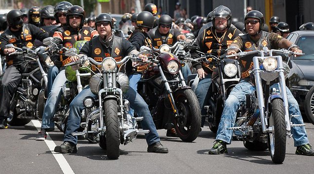 Outlaw Biker Gangs | photo of the bandidos motorcycle club ...