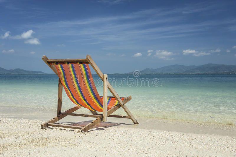 Beach Chair At Beach In Thailand Beach Chair At Sunny Beach In Thailand Sponsored Sponsored Affiliate Chair Thailand Beac In 2020 Beach Chairs Chair Beach