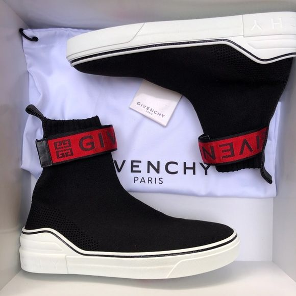 Givenchy George V Sock Sneakers Mens