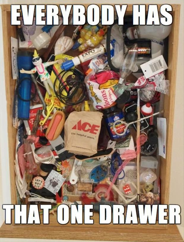 funny that one drawer pictures