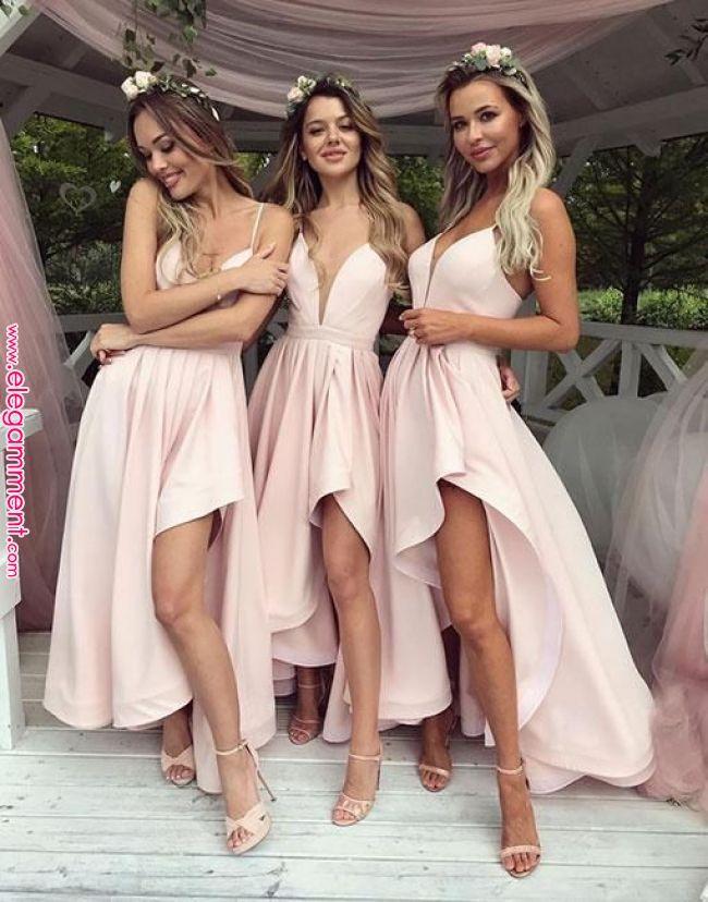 Idées de robes de demoiselle d'honneur chic
