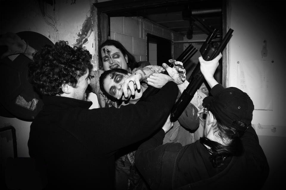 birthday? Real life zombies, Zombie, Zombie apocalypse