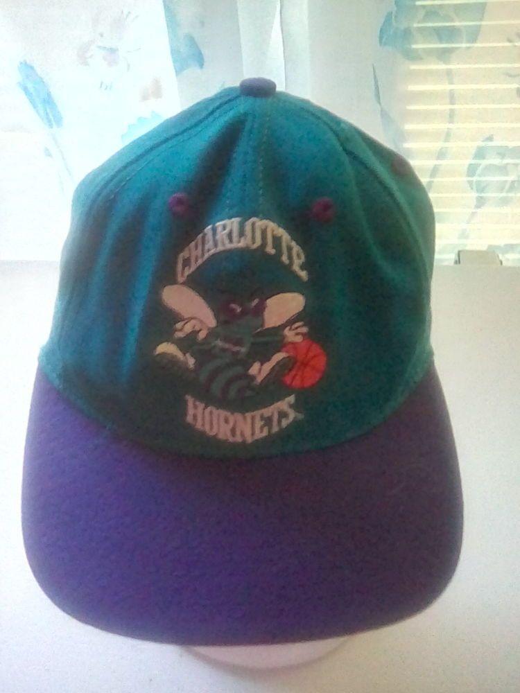 0d3307da1db best vintage charlotte hornets snapback hat by logo 7 rare nba 90s green nba  charlotttehornets 08bed