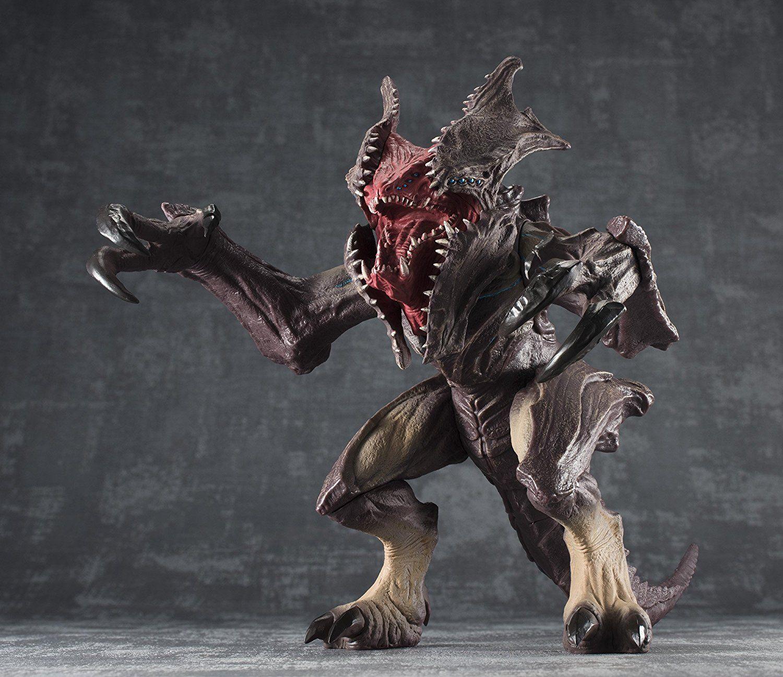 Pacific Rim Uprising SHRIKETHORN Sofvi Spirit Kaiju Action Figure Bandai Tamashi