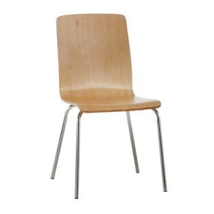 Buy Simple Value Natural Bentwood Dining Chair at Argos.co.uk - Your Online Shop for Dining chairs.