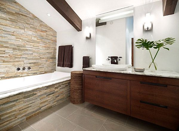 5 Ways to Bring Summer Style Home. Earthy BathroomNatural ...