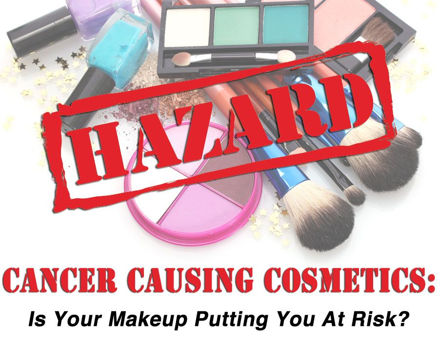 Toxic Beauty A Guide to Toxic Chemicals in Your Makeup