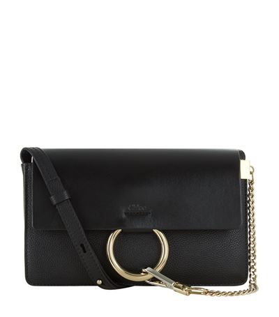 Chloé Small Faye Shoulder Bag Available To At Harrods Designer Handbags Online And