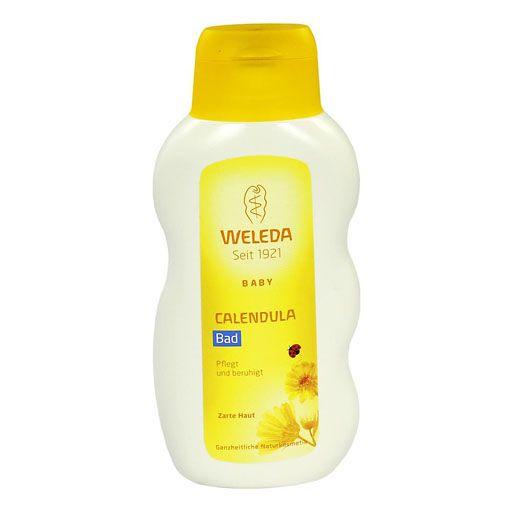 WELEDA Calendula Bad   Parfüm, Pflege und Hautpflege