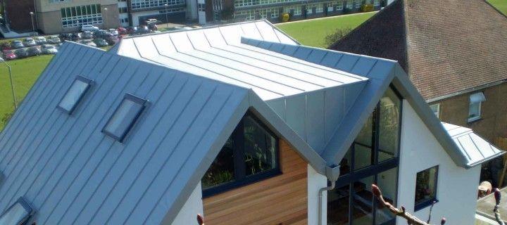 Image Result For Zinc Roof Sloping Dormer Zinc Roof
