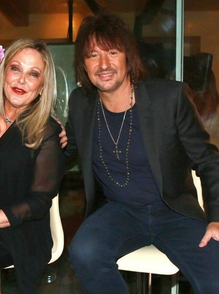 Richie Sambora Photos - Richie Sambora Throws Nikki Lund a Party - Zimbio