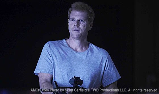 Q&A – Noah Emmerich (Dr  Edwin Jenner) | The Walking Dead