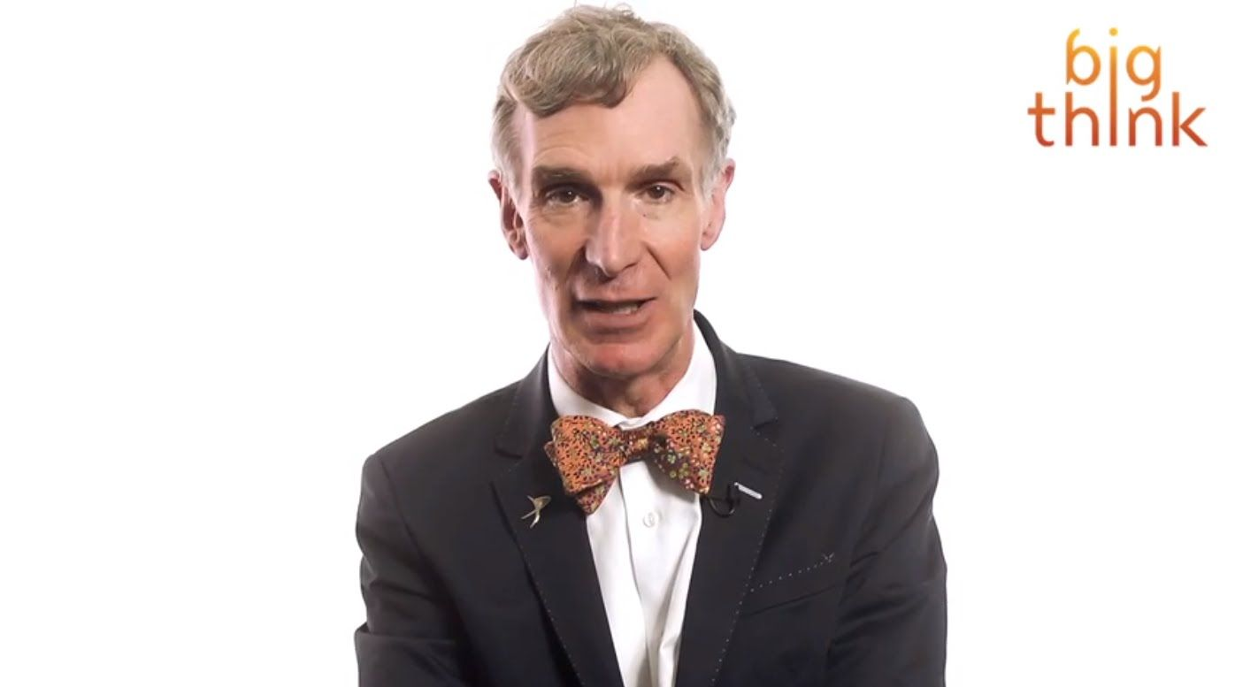 Bill Nye To Climate Change Deniers You Can T Ignore Facts