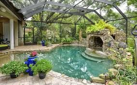 Image result for florida enclosed pools