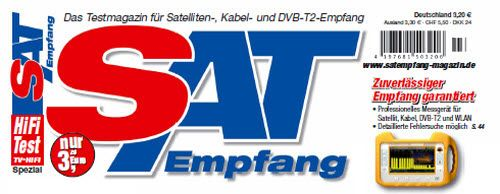 Sat Empfang - 2017 Full Year Issues Collection