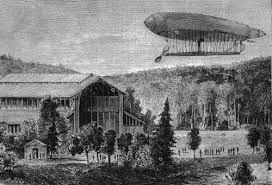 jules verne dirigeables - Buscar con Google