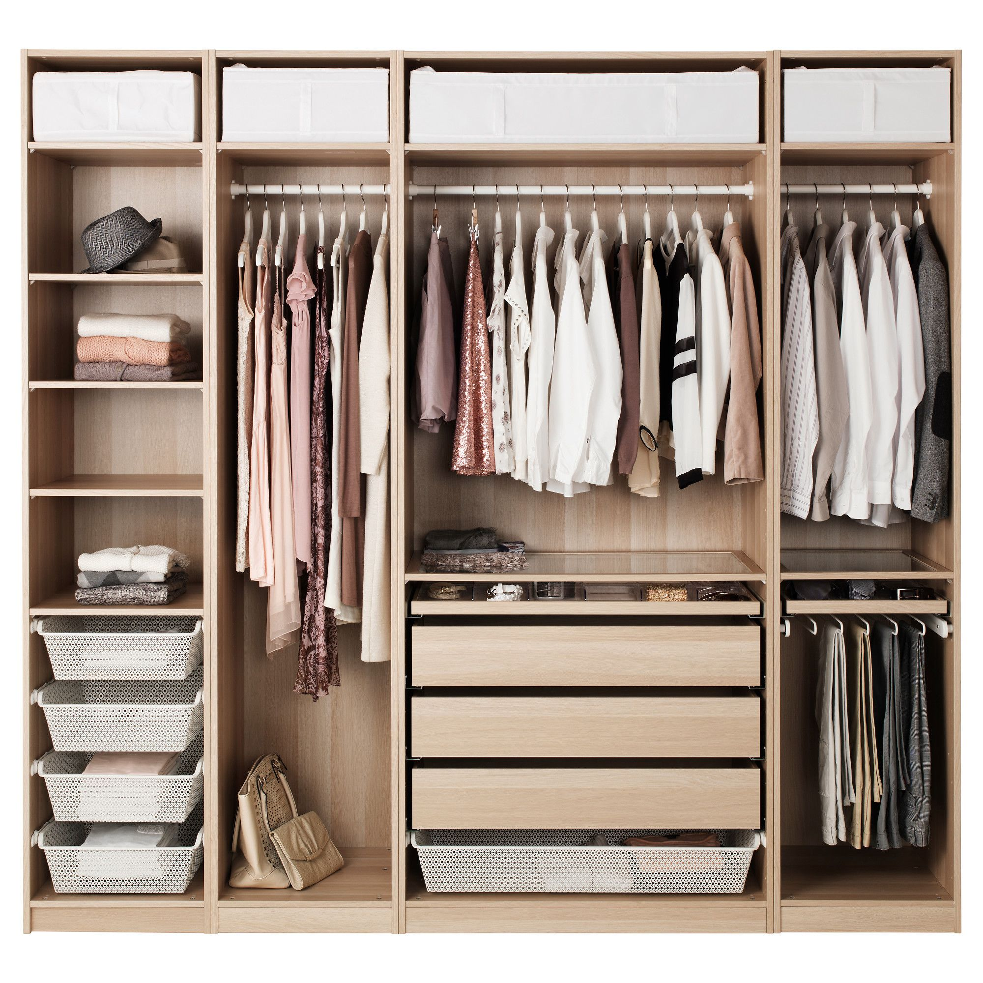 Us Furniture And Home Furnishings Ikea Kleiderschrank Pax